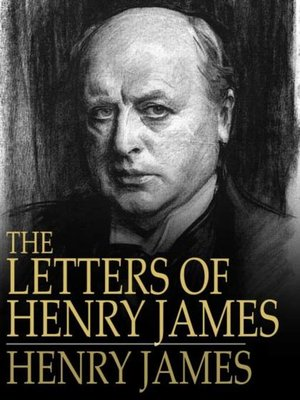 cover image of The Letters of Henry James