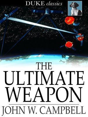 cover image of The Ultimate Weapon