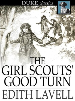 cover image of The Girl Scouts' Good Turn