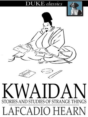 cover image of Kwaidan