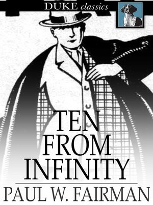cover image of Ten from Infinity