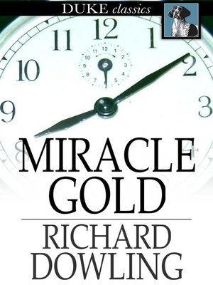 cover image of Miracle Gold