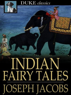 cover image of Indian Fairy Tales