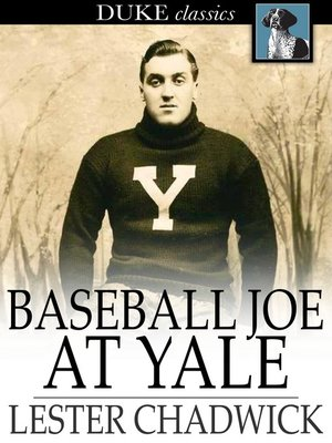 cover image of Baseball Joe at Yale