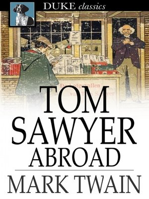 Sawyer ebook twain tom mark