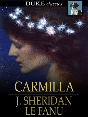 cover image of Carmilla