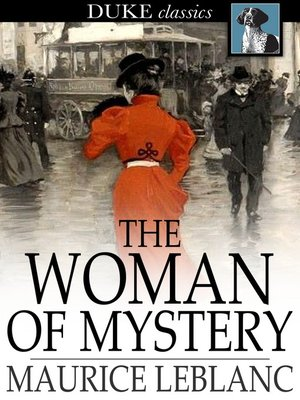cover image of The Woman of Mystery