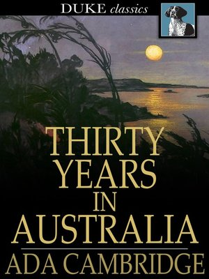 cover image of Thirty Years in Australia