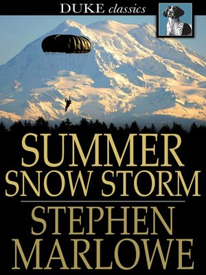 cover image of Summer Snow Storm