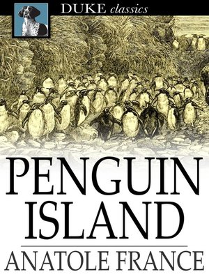cover image of Penguin Island