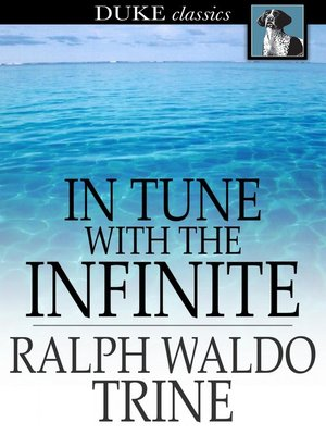 cover image of In Tune with the Infinite