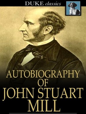 cover image of Autobiography of John Stuart Mill