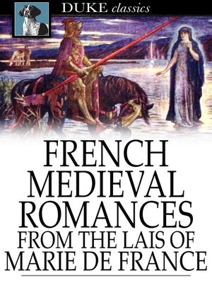 cover image of French Medieval Romances from the Lais of Marie de France