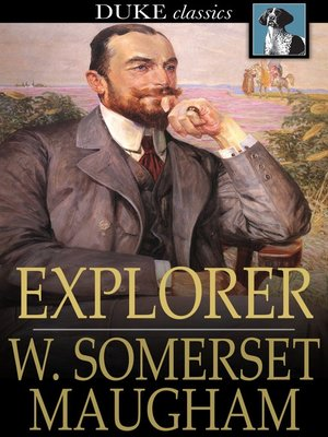 cover image of Explorer