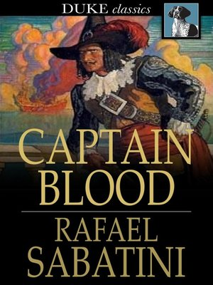 cover image of Captain Blood: His Odyssey