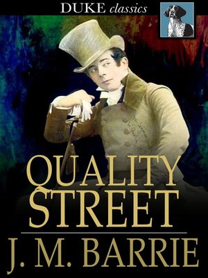 cover image of Quality Street