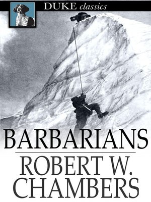 cover image of Barbarians