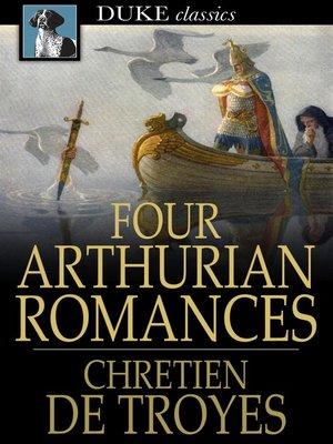 cover image of Four Arthurian Romances
