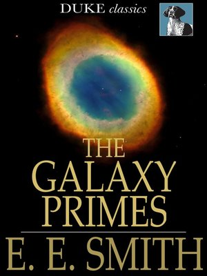 cover image of The Galaxy Primes