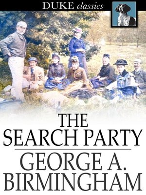 cover image of The Search Party