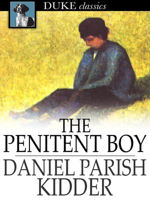 cover image of The Penitent Boy