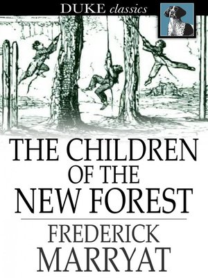 cover image of The Children of the New Forest