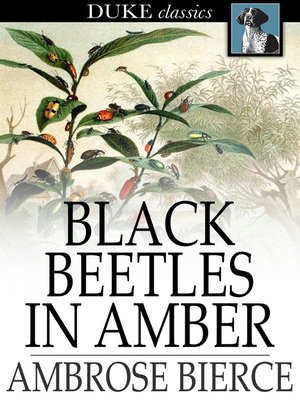 cover image of Black Beetles in Amber
