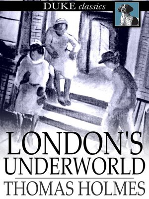 cover image of London's Underworld