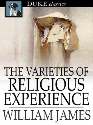 cover image of The Varieties of Religious Experience
