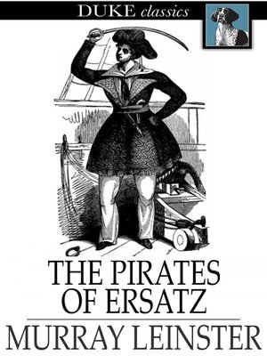 cover image of The Pirates of Ersatz
