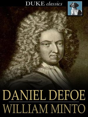 cover image of Daniel Defoe