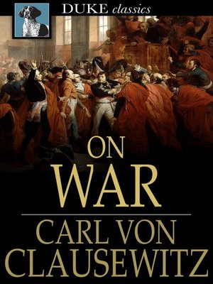 cover image of On War, Volume 1