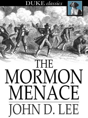 cover image of The Mormon Menace