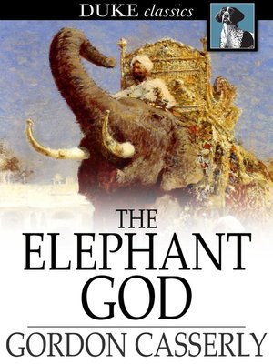 cover image of The Elephant God