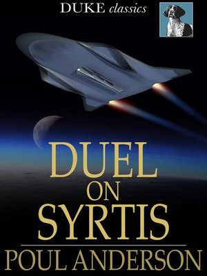 cover image of Duel on Syrtis