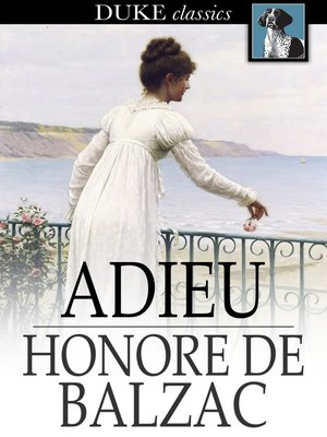 cover image of Adieu