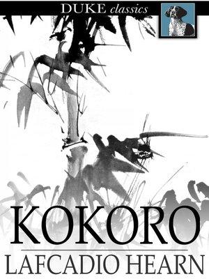 cover image of Kokoro