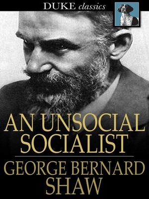 cover image of An Unsocial Socialist