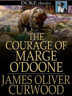 cover image of The Courage of Marge O'Doone