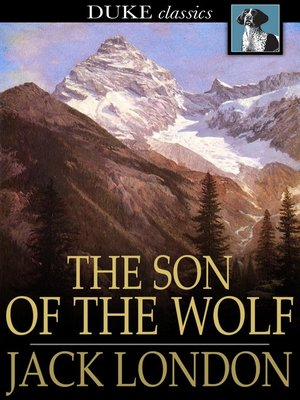 cover image of The Son of the Wolf