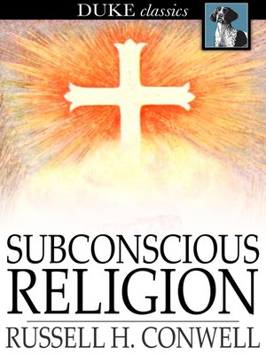 cover image of Subconscious Religion