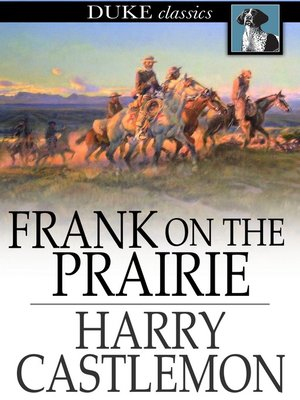 cover image of Frank on the Prairie
