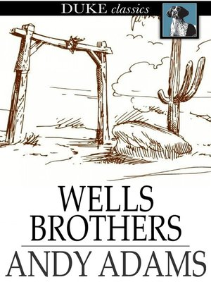 cover image of Wells Brothers