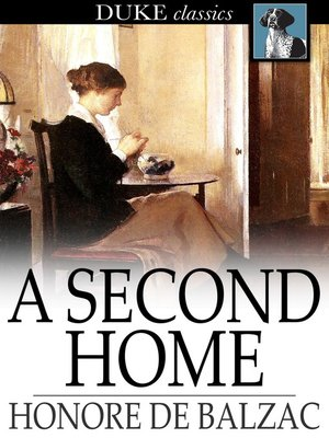 cover image of A Second Home