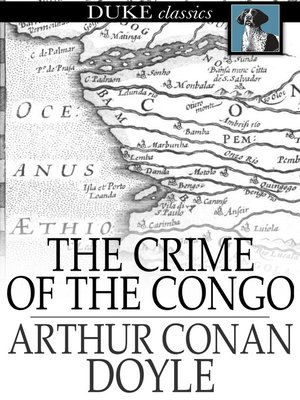 cover image of The Crime of the Congo