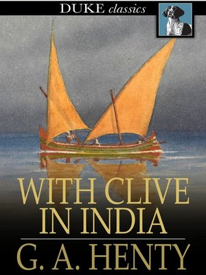 cover image of With Clive in India