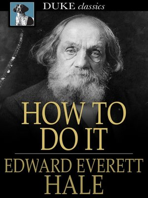 cover image of How to Do It