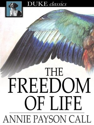 cover image of The Freedom of Life