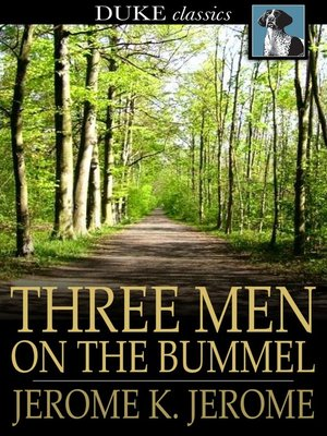 cover image of Three Men on the Bummel