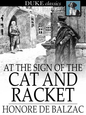 cover image of At the Sign of the Cat and Racket